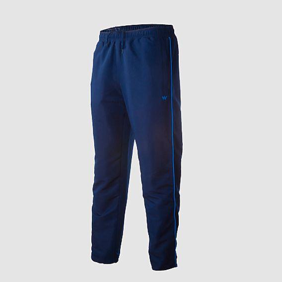 4722cc992d7da1 Buy Men Woven Track Pants - Navy Blue Online | Track Wear at Wildcraft