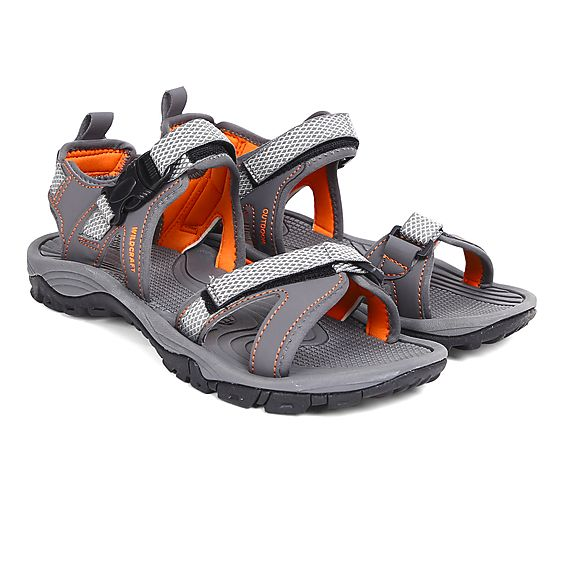 a84588a022fe Buy Men Travel Sandal Ridley - Grey Online