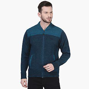 Wildcraft Men Sweater Full Zip