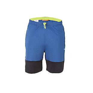 Wildcraft Men Hypacool Shorts - Blue Melange