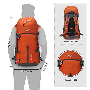 Wildcraft Rock and Ice 40