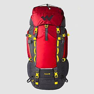Wildcraft Rucksack For Trekking Danta 55L - Red