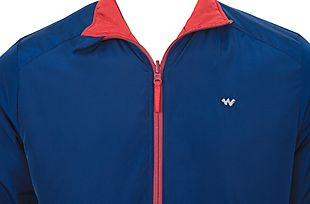 Wildcraft Women Light Quilt Reversible Jacket