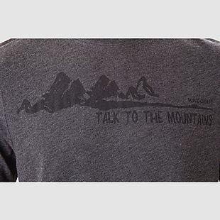 Wildcraft Wildcraft Hypacool Men Mountain Graphic Tee - Dark Grey Melange