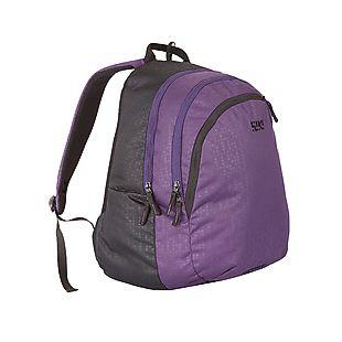 Wildcraft Wiki By Wildcraft Bricks 4 Backpack - Purple
