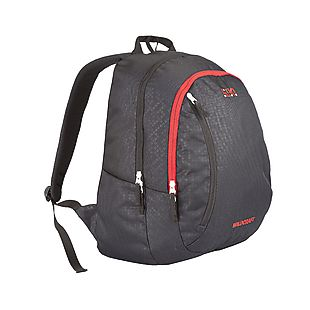Wildcraft Wiki By Wildcraft Bricks 3 Backpack - Black