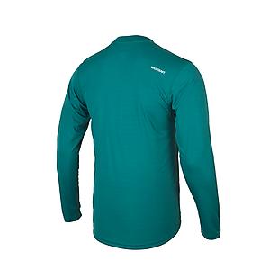 Wildcraft Men Hypacool Full Sleeve Poly T Shirt - Green