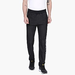 Wildcraft Black Men Track Pant