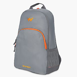 cb5176b65 Buy Unisex 11858_Grey Grey Unisex Laptop Backpacks online at WILDCRAFT.com