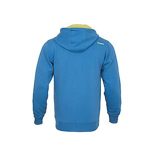 Wildcraft Men Hooded Sweatshirt - Blue