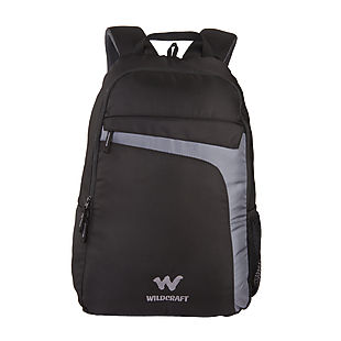fbb9546024c1 Buy Spade Unisex Backpack - Black Online | Laptop Backpacks at Wildcraft