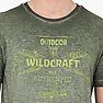 Wildcraft Men Crew Slub WC