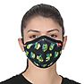 Wildcraft Wiki Champ Mask – Monster Black – Medium – Pack of 5