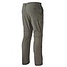 Wildcraft Men Convertible Pants - Walnut Brown
