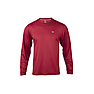 Wildcraft Men Hypacool Full Sleeve Poly T Shirt - Maroon